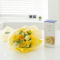 꽃다발k2 (롤케익,빠리/뚜레)