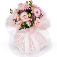 리시얀꽃다발