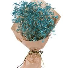 파랑안개flower