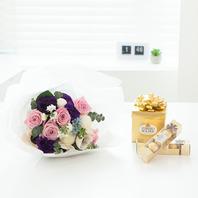 꽃다발f2(초코렛욥션)
