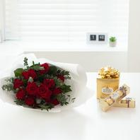 꽃다발f4(초코렛욥션)