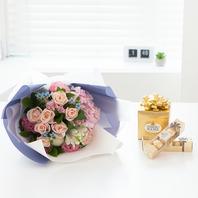 꽃다발f5(초코렛욥션)