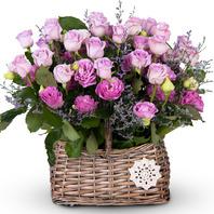 보라톤꽃바구니