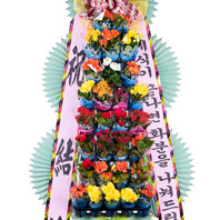 결혼축하-포트화환k3