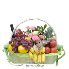 넌 꽃, 난 과일 출산선물