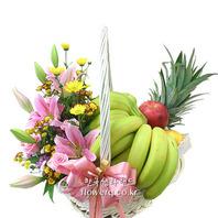 꽃과 과일의 만남2