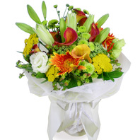 꽃다발라운드k2