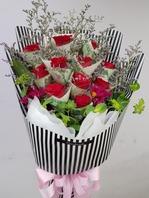 돈래핑꽃다발