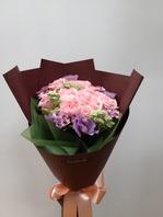 핑크k5꽃다발
