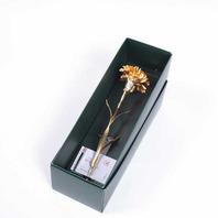 순금 카네이션.v꽃병세트(택배발송)