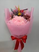 핑크수국혼합다발k3 (프리저브드)