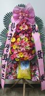쌀화환k5(조화꽃100%)